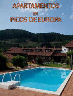 Apartamentos en Picos de Europa
